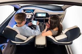El coche autónomo podría aumentar los ingresos del taller de mecánica hasta en un 40%