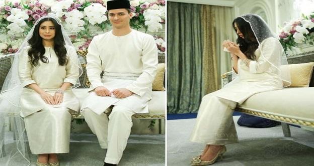 Baju Kurung Lengan Lipat Tunku Tun Aminah Jadi Bualan. Bakal Jadi Ikutan