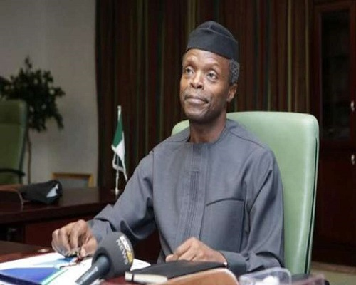 Osinbajo speaks on 'plan to increase fuel price', gives reasons for scarcity