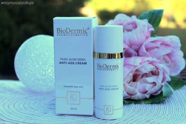 BioDermic – Krem przeciwstarzeniowy z ekstraktem z pereł