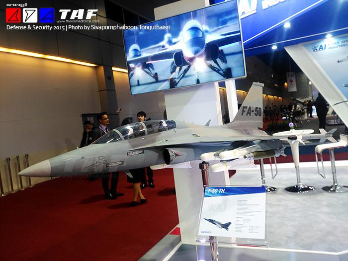 DEFENSE STUDIES: RTAF T-50TH w...
