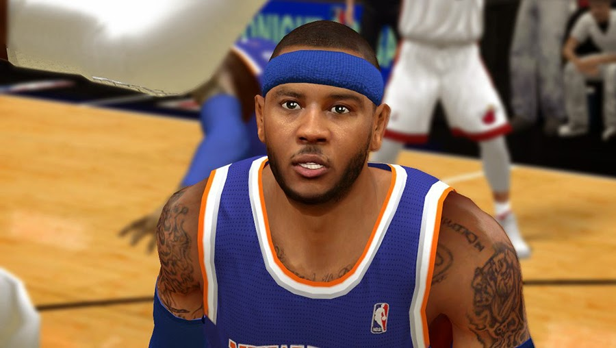 Melo HD Face Patch