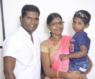 Chammak Chandra Family Wife Parents children's Marriage Photos