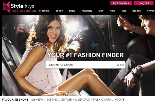 StyleBuys.Com, A Fashion Search Engine  Website Review