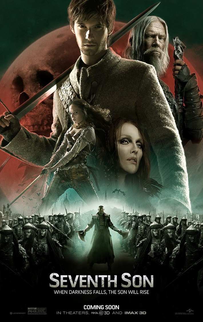 Poster 9: Seventh Son