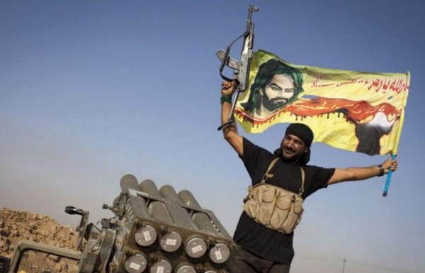 Milisi Syiah dilatih Iran Setia pada Khomeini untuk Rebut Mosul