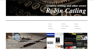 Robin Catling home page