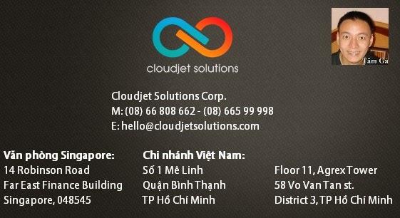 Cloudjet Solutions