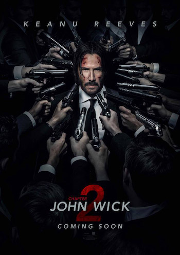 John Wick Chapter 2 2017 English HDTS x264 850MB