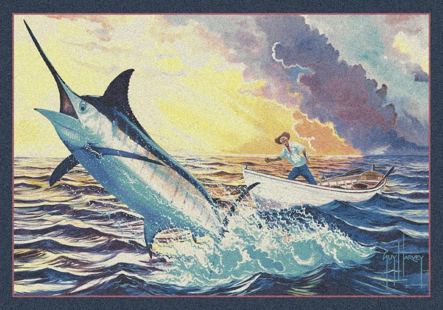 The Old Man and the Sea เฒ่าผจญทะเล - ชัยชนะที่ได้มาพร้อมความว่างเปล่า