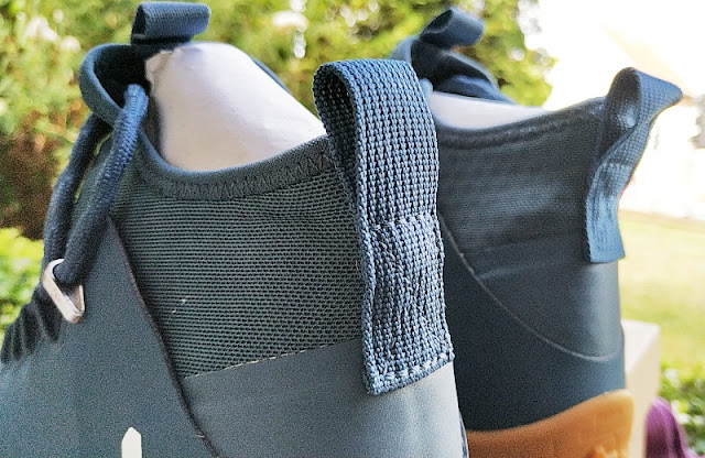 Vivobarefoot Magna Trail Vegan High Tops With Ankle Socks ...