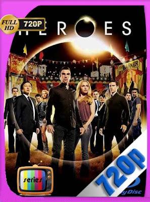 Heroes (TV Series) temp 1_2_3_4_HD [720P] Latino [GoogleDrive] DizonHD