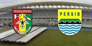 Susunan Pemain Mitra Kukar vs Persib Bandung