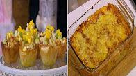 برنامج حلو وحادق 3-6-2017 طريقة عمل كانيلوني بالدجاج و الجبن - اكواب الجلاش مع سالي فؤاد