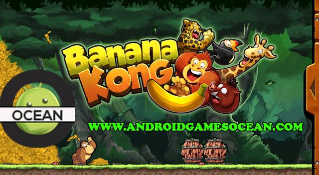 BANANA KONG apk + data free download androidgamesocean new version