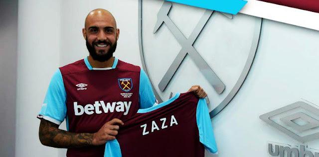 OFICIAL: Simone Zaza é o novo reforço do West Ham