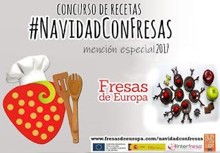 Mención especial fresas de europa concurso de navidad 2107
