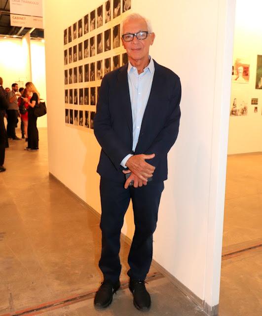 Eduardo Costantini en ArteBA