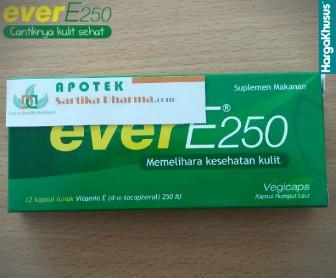 Daftar Harga Ever E250 Terbaru Di Apotik 2016