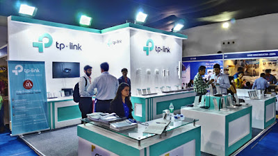 TP-Link Exclusively Unveiled New Logo at Com-IT 2016