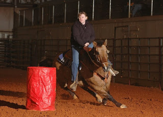 Joker Barrel Racing Hickory Ridge Studio