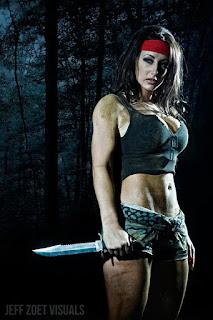 Lindsay Lewis - Rambo - Rule 63