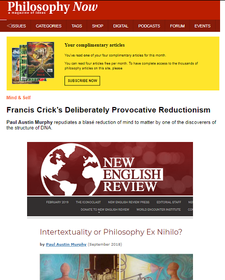 TWO OF MY PUBLICATIONS (Click image for the latest)