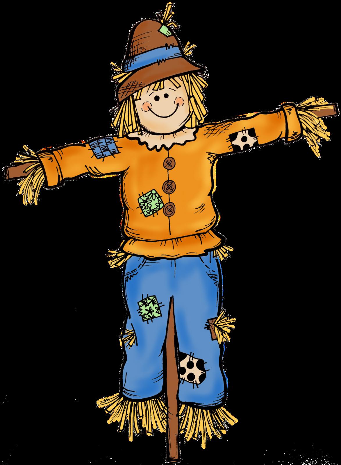 scarecrow hat clipart - photo #25