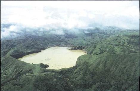 ▷ El lago ASESINO | literalmente extinguió un pueblo
