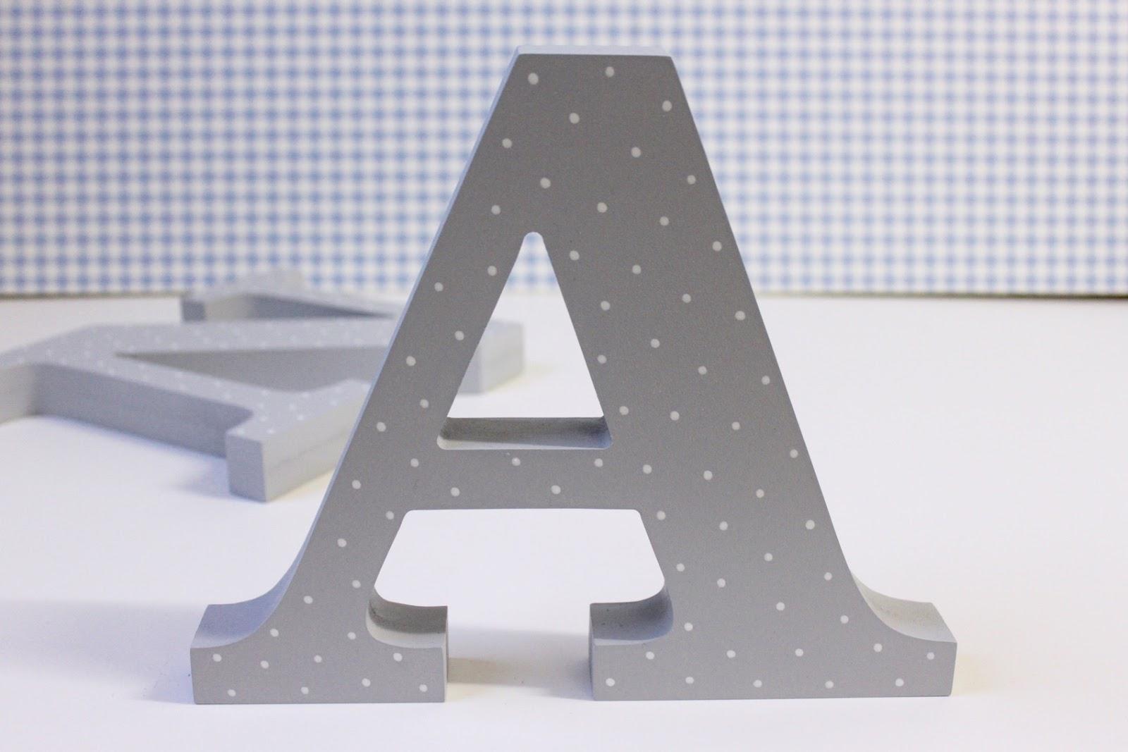 letras y nombres infantiles para decorar Decoracin infantil