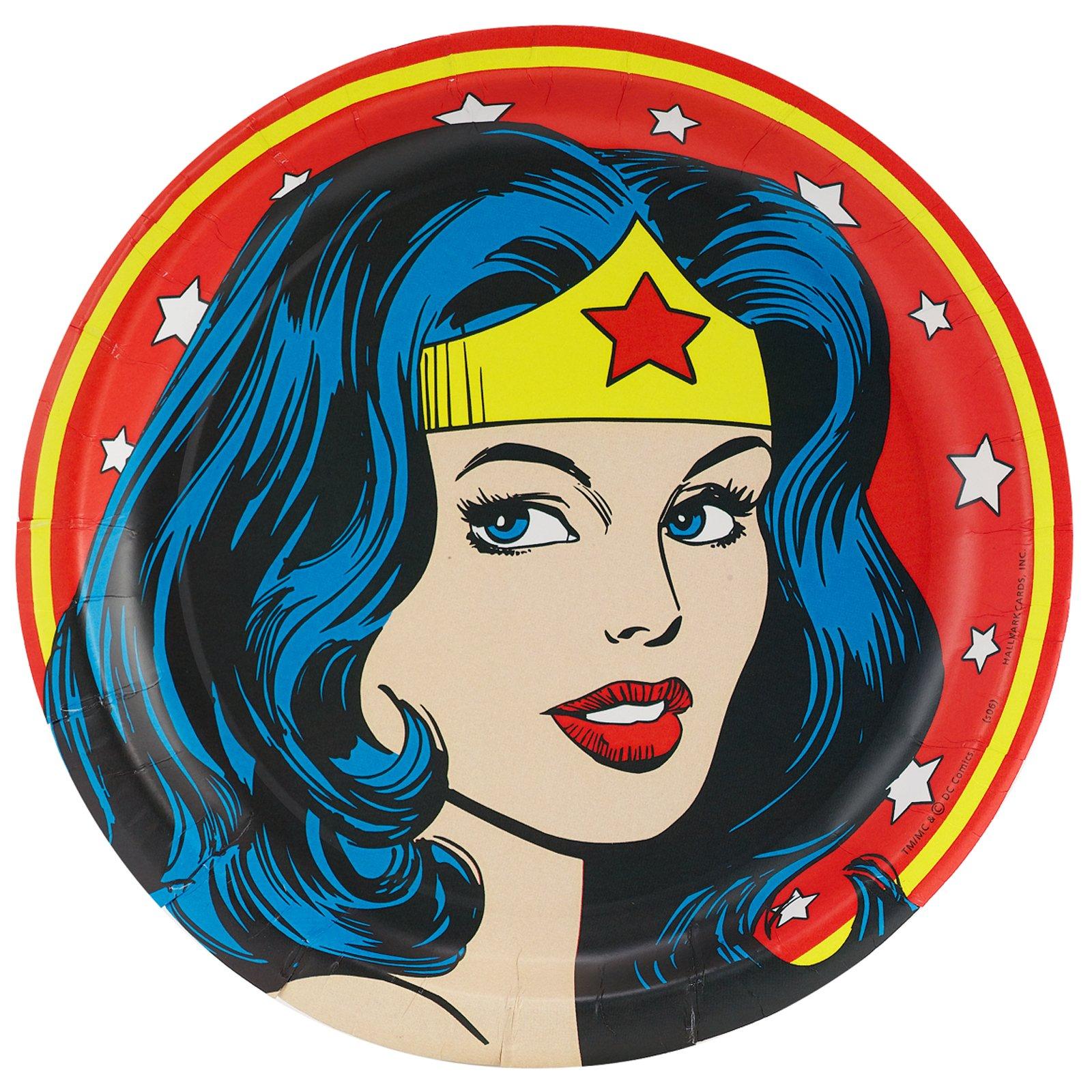 Shybiker: Wonder Woman!