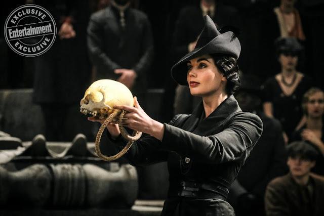 Винда Розие във Фантастични животни: Престъпленията на Гринделвалд