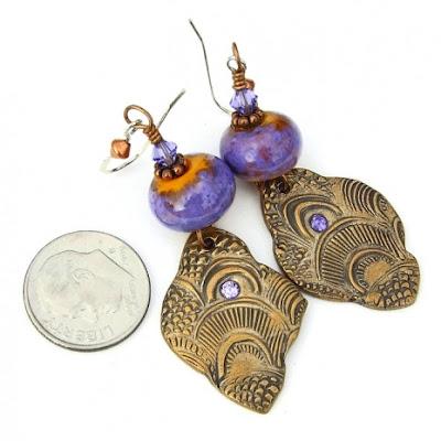 boho exotic bronze casablanca jewelry gift idea for her