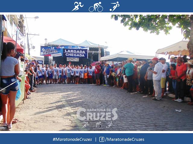 Maratona de Cruzes 2016