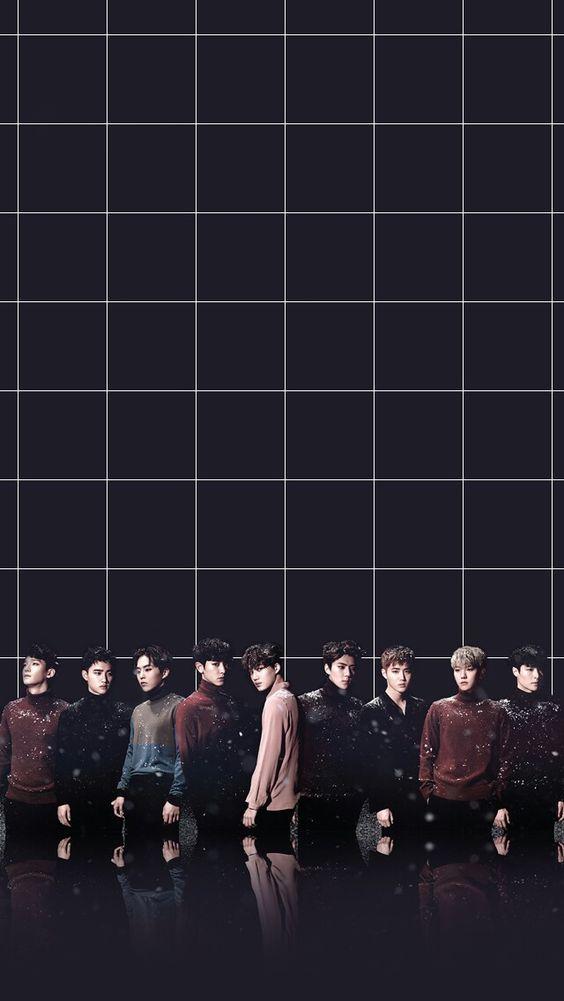 Hình nền điện thoại nhóm nhạc EXO 5