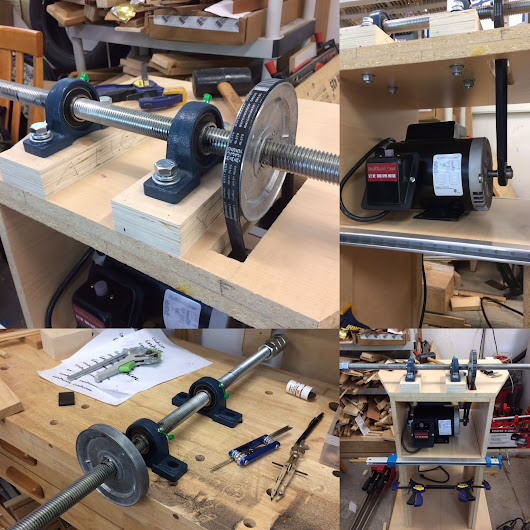 Acoustic Guitar Project (90) - Buffer & Sharpening Station (1)