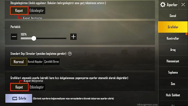 PUBG MOBİLE PC EMULATOR FPS YÜKSELTME ARTTIRMA REHBERİ