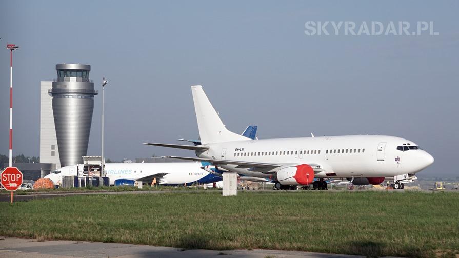 9H-LBI - Boeing 737