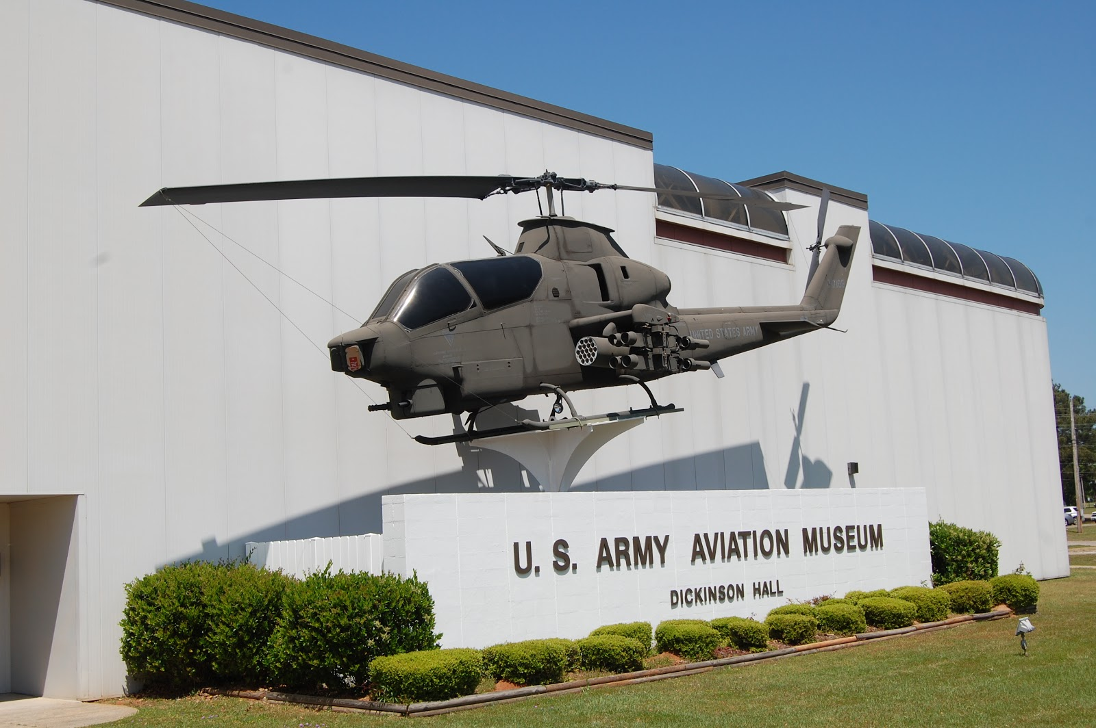 Fort Rucker Alabama. Home of Army Aviation.wish i could