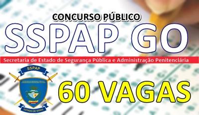Concurso SSPAP-GO 2018