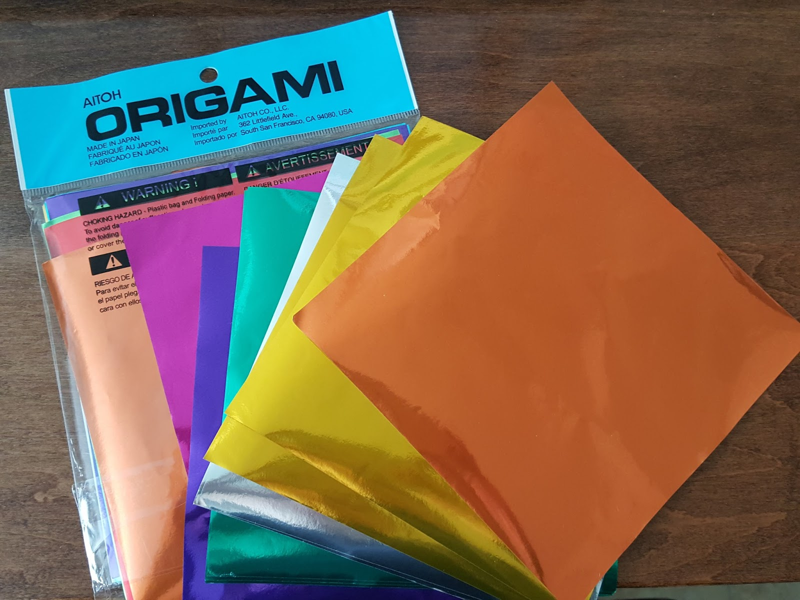 Literary Hoots Origami Flowers Activity For Kids