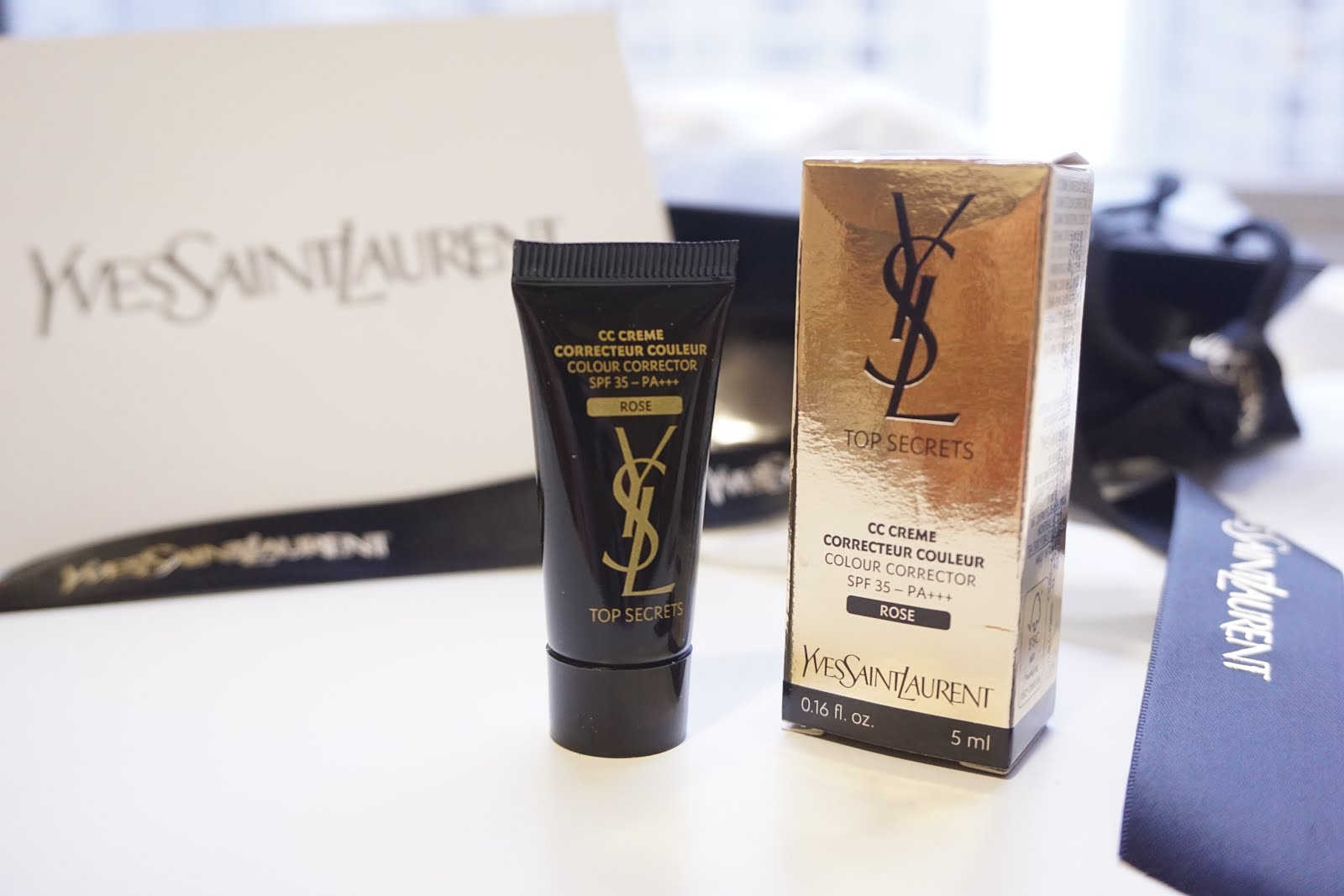 Product Review Yves Saint Laurent Ysl Beauty