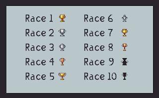 Unlockable trophies