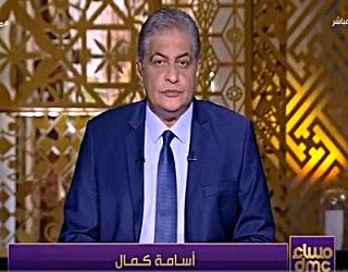 برنامج مساء dmc مع أسامة كمال حلقة الجمعة 4-8-2017 و حلقة عن منظومة الاعلام