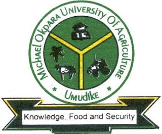 Micheal Okpara State University of Agriculture Umudike ,MOUAU has published the registration steps for ll candidates admitted in 2017/18 academic session