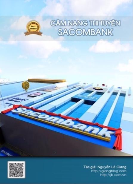 Đáp án chi tiết Đề thi Sacombank - Ngân hàng Sài Gòn thương tín