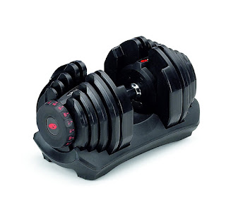 Bowflex SelectTech ST 1090 Adjustable Dumbbell, image, review features & specifications