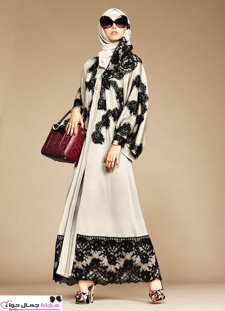 حصريآ بالصور : Dolce & Gabbana تطلق مجموعتها الأولى لأزياء المحجبات