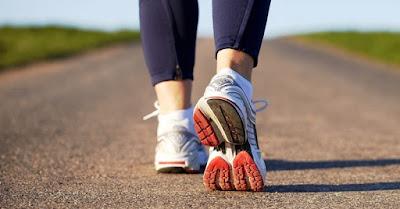 Mincir grâce à la marche à pied