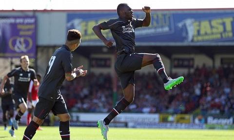 Liverpool không đủ lý do để ruồng bỏ Mamadou Sakho